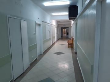 Galeria Co nowego w szpitalu...